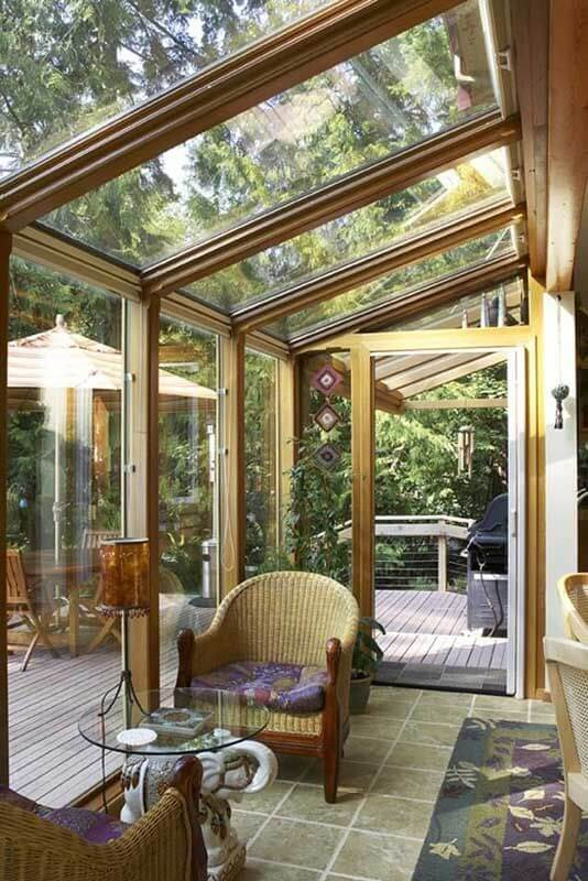 Small Conservatory Decorating Ideas 3