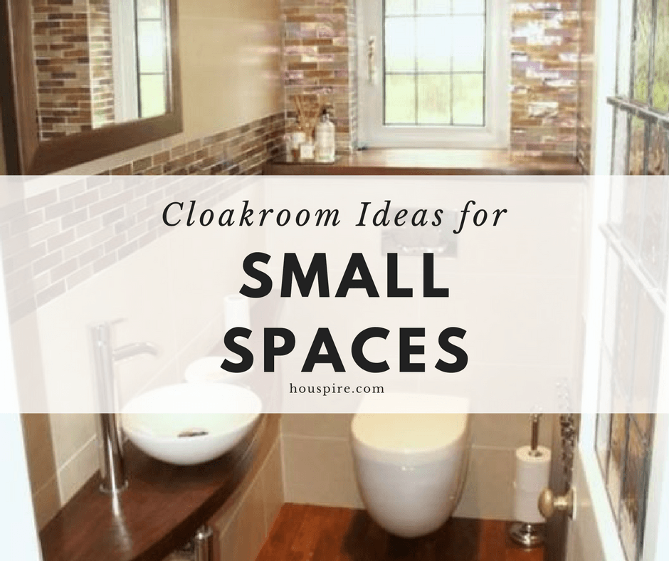 Cloakroom ideas for small spaces houspire - Furniture designs for small spaces decor ...