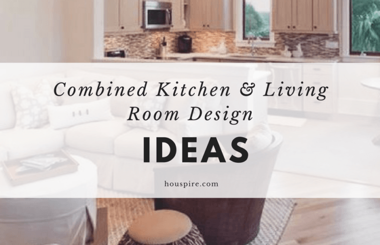 Combined Kitchen U0026 Living Room Design Ideas Part 47