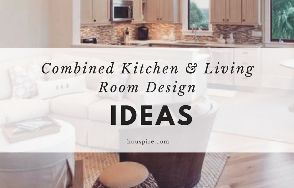 Combined Kitchen Living Room Design Ideas ~ Combined kitchen living room design ideas houspire
