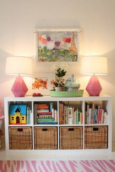 Storage Ideas for Toys in a Family Room 1