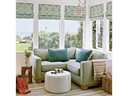 Small Conservatory Decorating Ideas 2