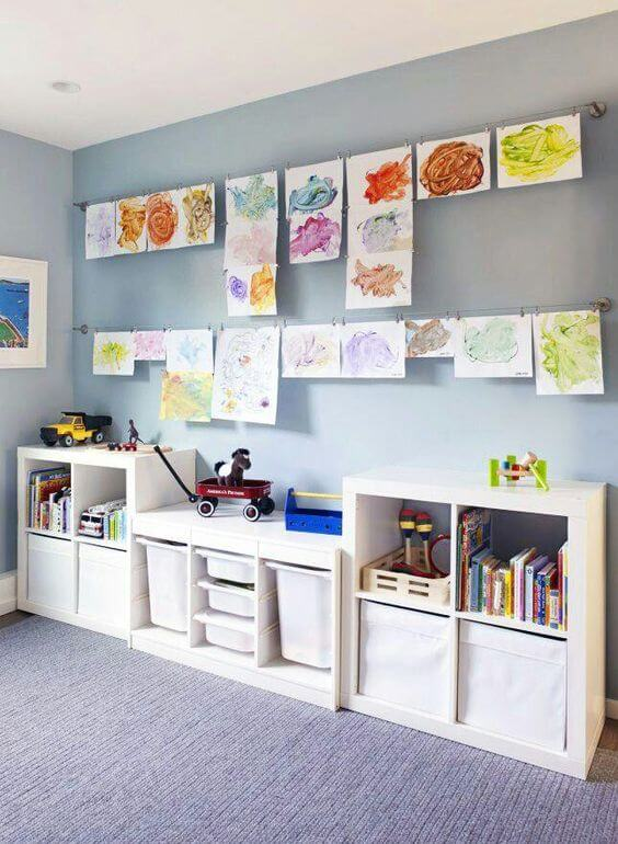 Storage Ideas for Toys in a Family Room 6