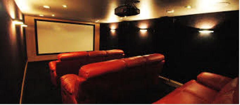 garage cinema