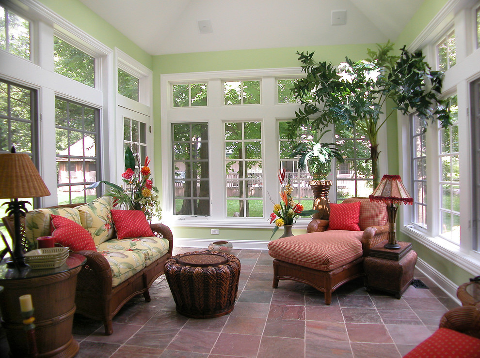 Conservatory Colour Scheme Ideas - Houspire