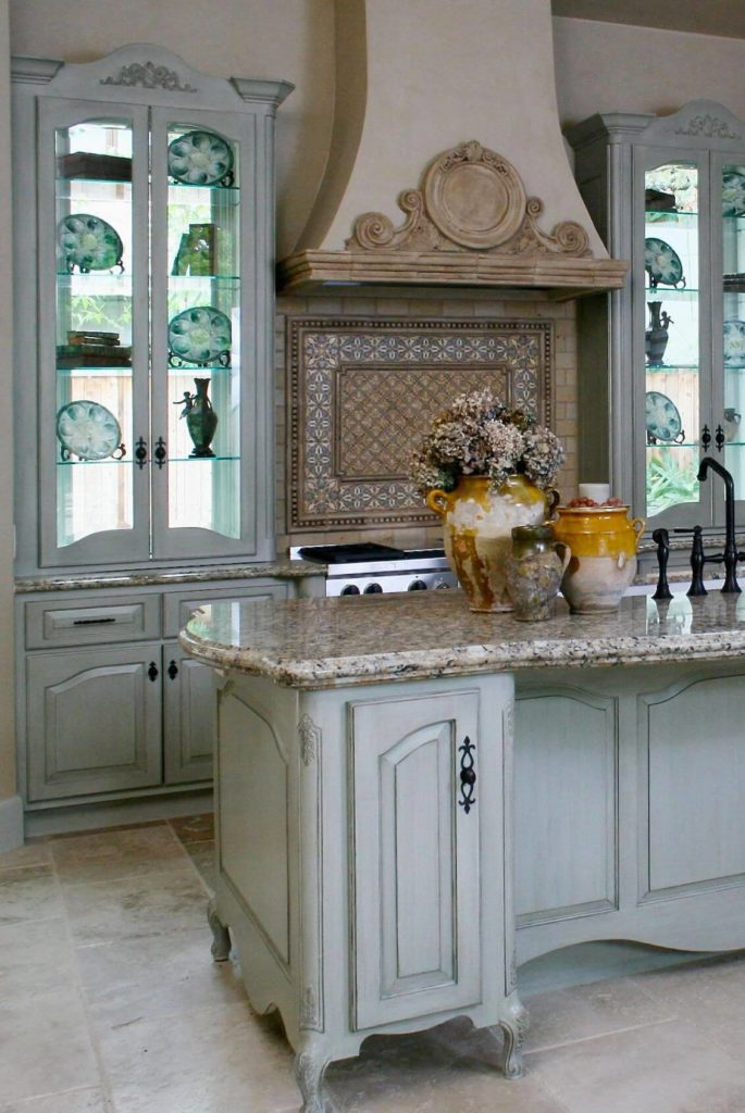 French Country Kitchen Ideas 1