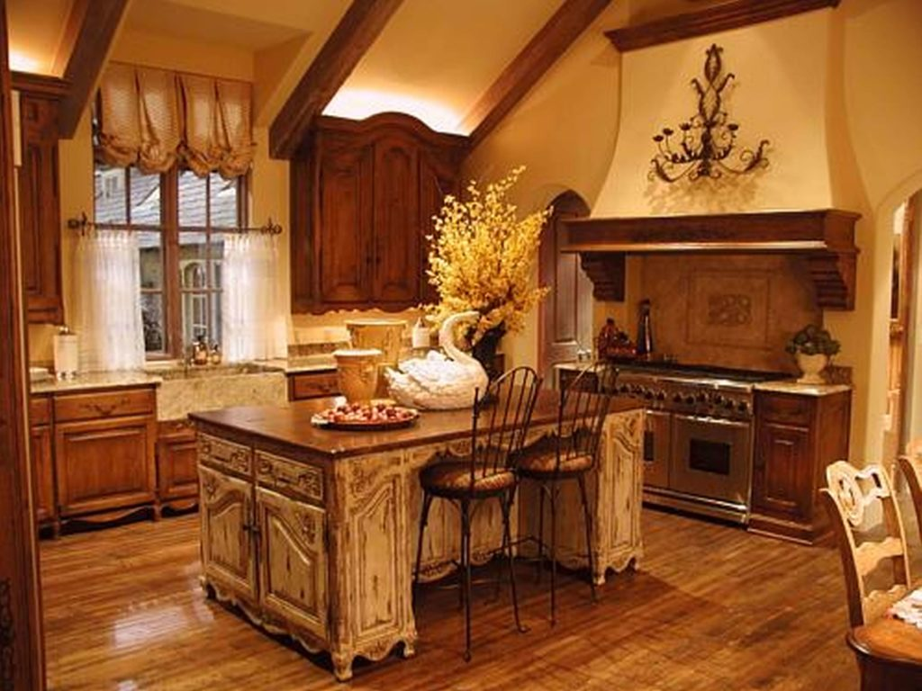 French Country Kitchen Ideas 4