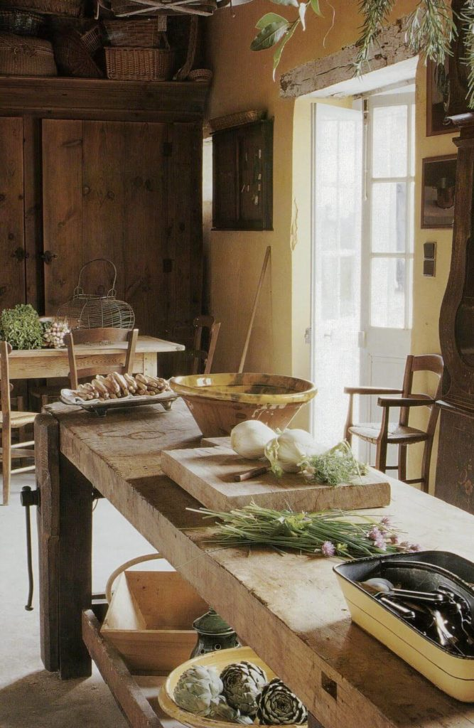 Tuscan Country Kitchen Ideas 2
