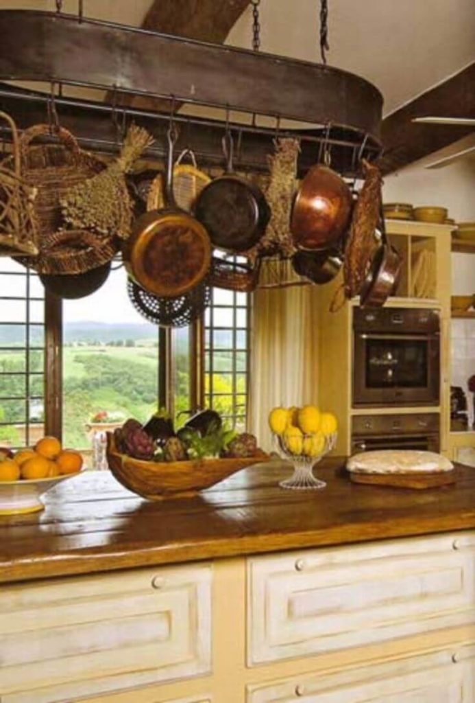 Tuscan Country Kitchen Ideas 3