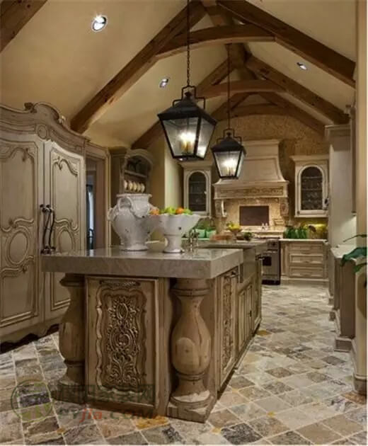 Tuscan Country Kitchen Ideas 4