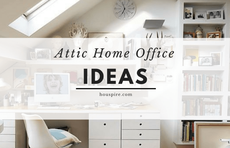Attic Home Office Ideas Houspire