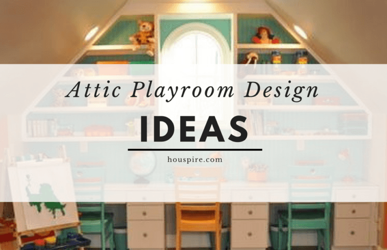 Attic Playroom Design Ideas Houspire