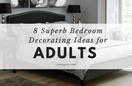 8 Superb Bedroom Decorating Ideas for Adults