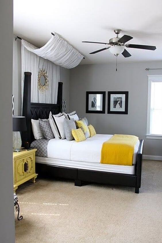 8 Superb Bedroom Decorating Ideas for Adults 5