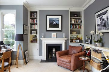 8 Fresh Grey Living Room Ideas 5