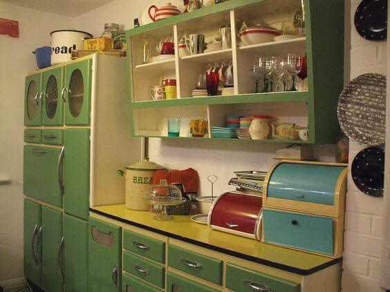 8 Funky Retro Kitchen Ideas 2