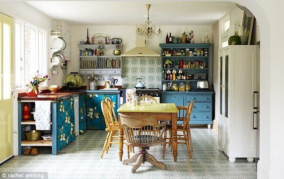 8 Funky Retro Kitchen Ideas 4