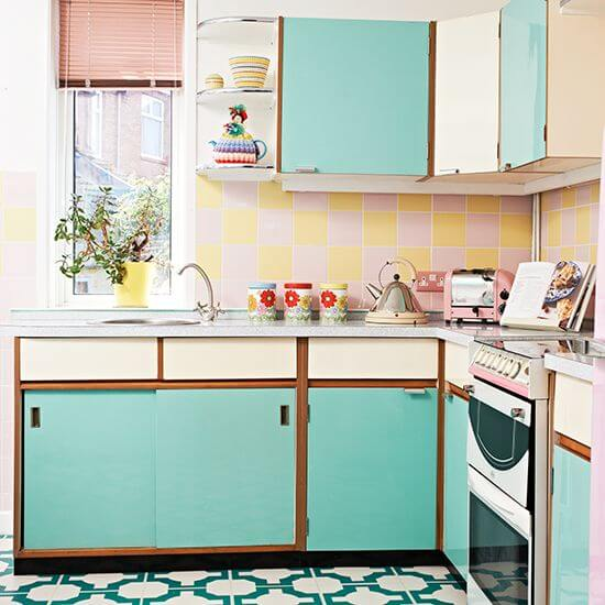 8 Funky Retro Kitchen Ideas 1