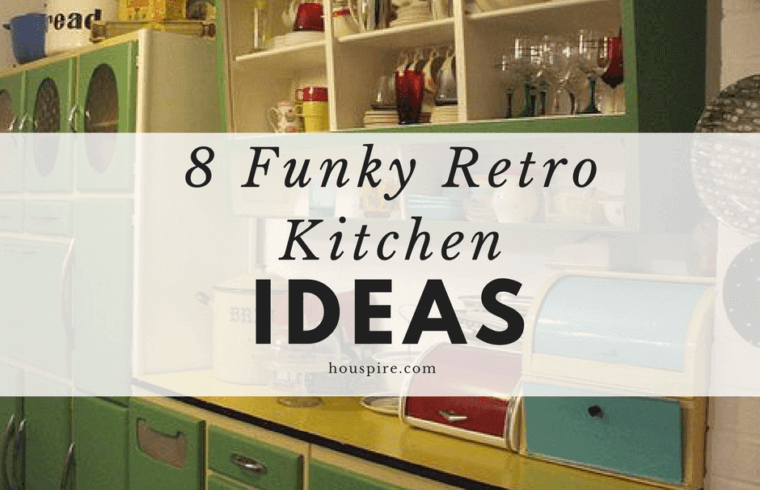 8 Funky Retro Kitchen Ideas