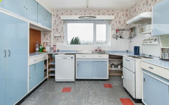 8 Funky Retro Kitchen Ideas 3