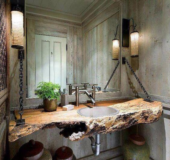 8 Superb Rustic Bathroom Ideas 6