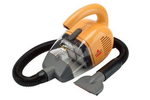 bissell cleanview deluxe corded handheld vacuum - Handheld Vacuum Reviews