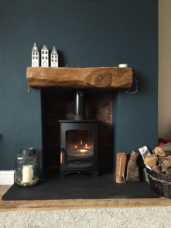 11 Cosy Fireplace Hearth Ideas 2