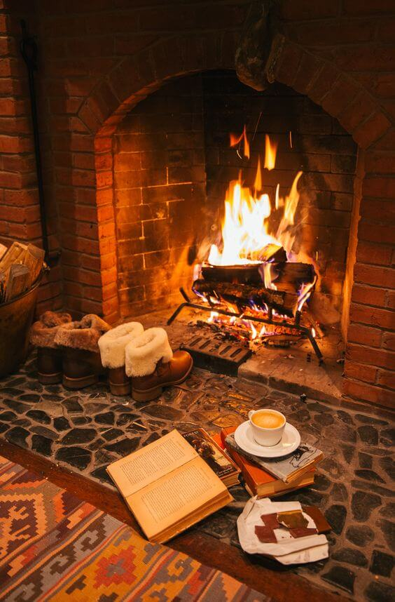 11 Cosy Fireplace Hearth Ideas 11
