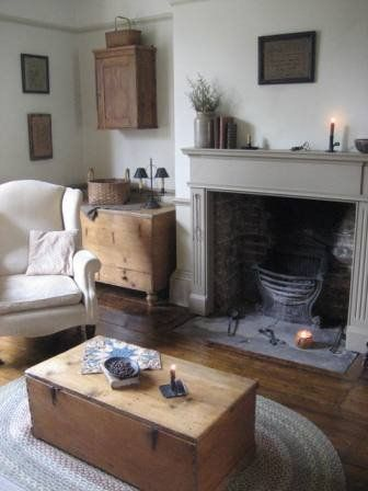 11 Cosy Fireplace Hearth Ideas 12