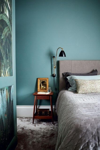 7 Relaxing Teal Bedroom Ideas 5