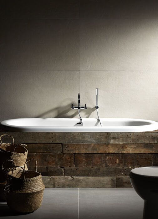 9 Inspired Bathtub Surround Ideas 4