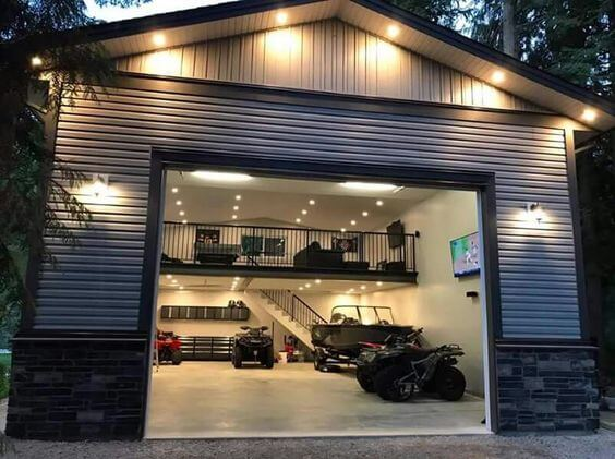 Creative garage design ideas houspire