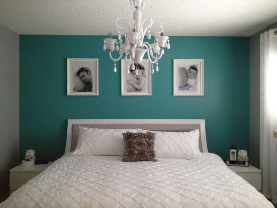 7 Relaxing Teal Bedroom Ideas 3