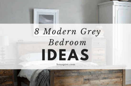 8 Modern Grey Bedroom Ideas