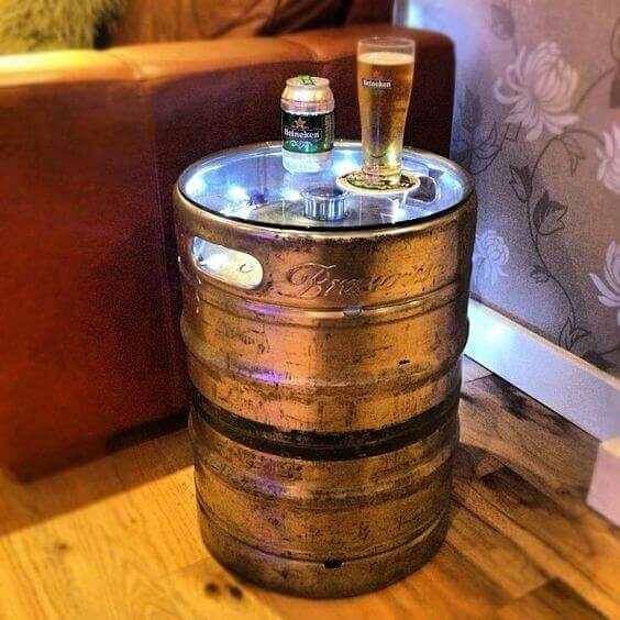 The Beer Keg