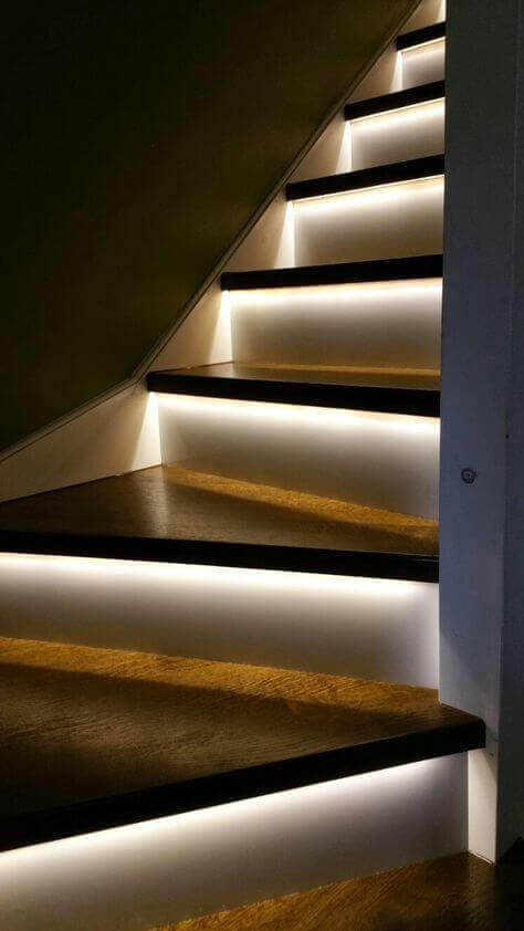 Stair Tread Lighting 2