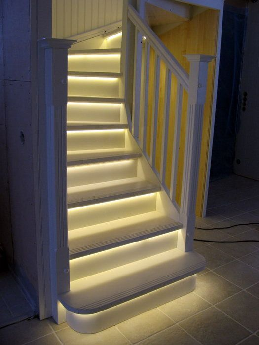 Stair Tread Lighting 1