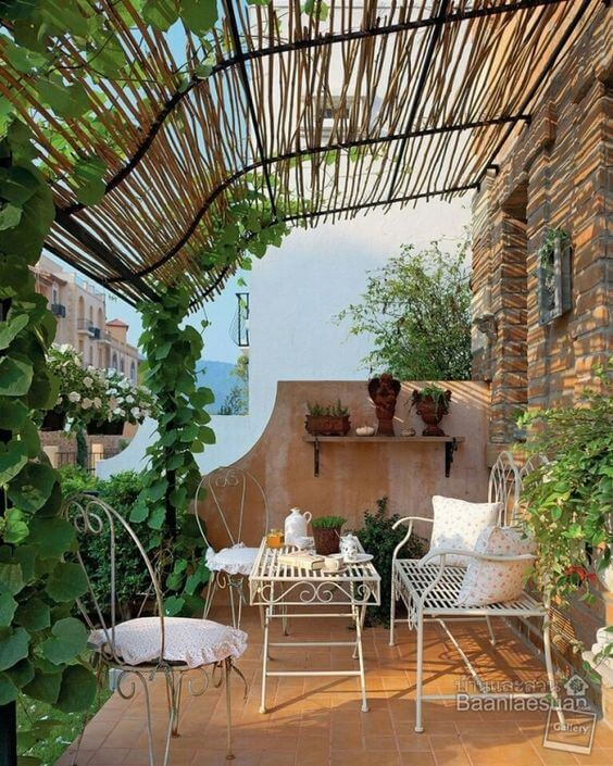 7 Fabulous Patio Roof Ideas 2