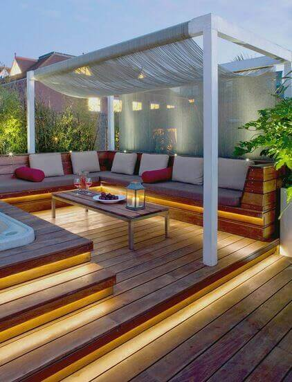 7 Fabulous Patio Roof Ideas 3