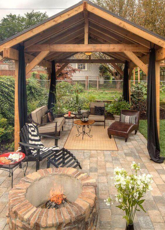 7 Fabulous Patio Roof Ideas 5
