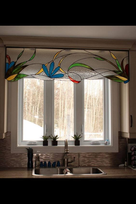 7 Stylish Window Valance Ideas 2