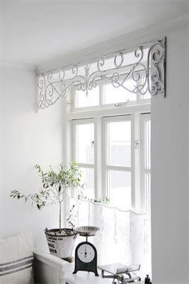 7 Stylish Window Valance Ideas 4