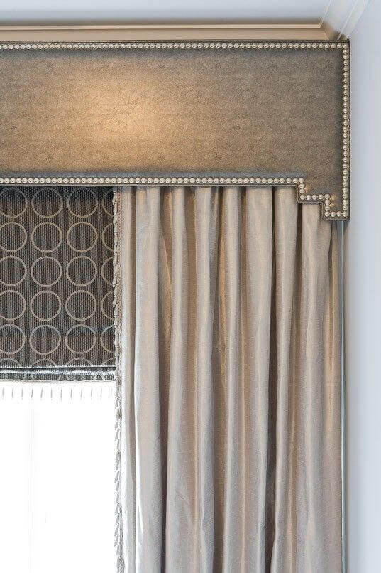 7 Stylish Window Valance Ideas 7