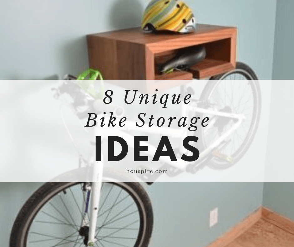 8 Unique Bike Storage Ideas 1