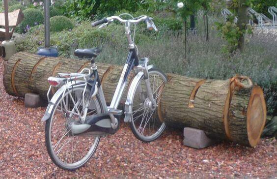 8 Unique Bike Storage Ideas 12