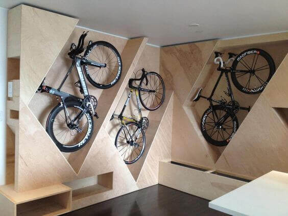 8 Unique Bike Storage Ideas 15