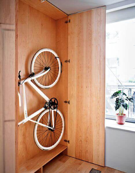 8 Unique Bike Storage Ideas 16