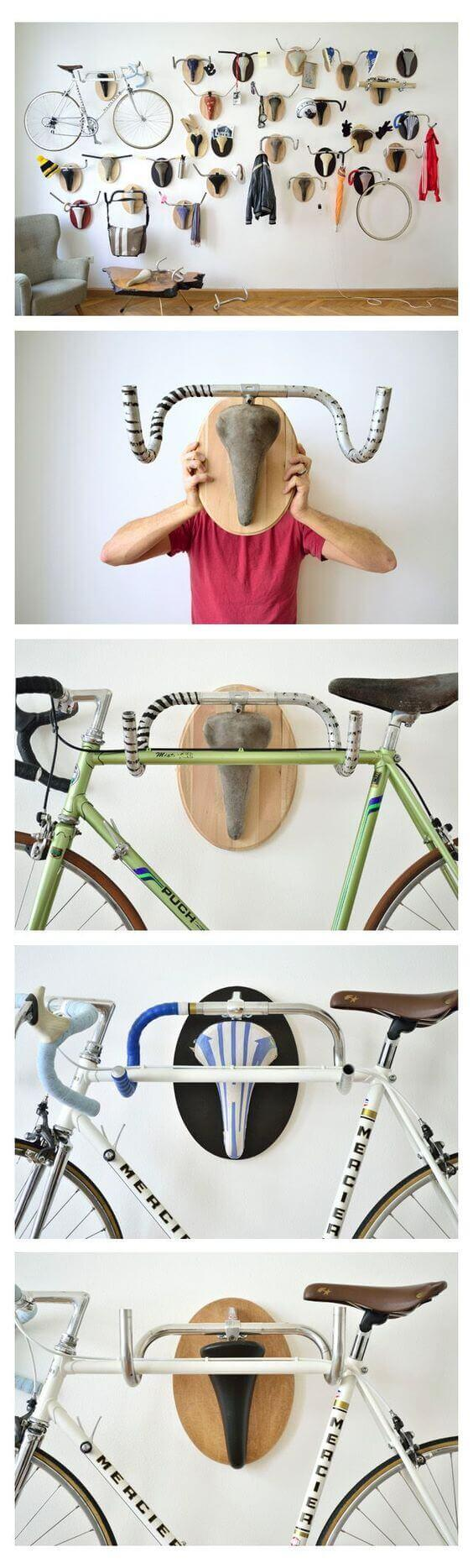 8 Unique Bike Storage Ideas 3