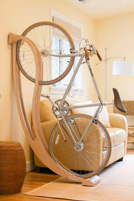 8 Unique Bike Storage Ideas 4