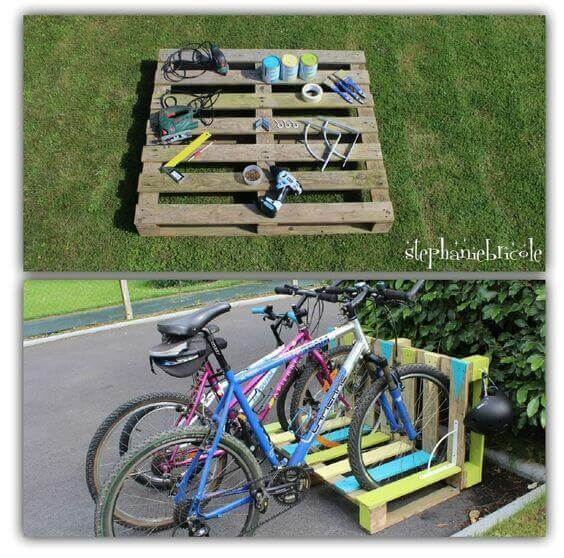8 Unique Bike Storage Ideas 9